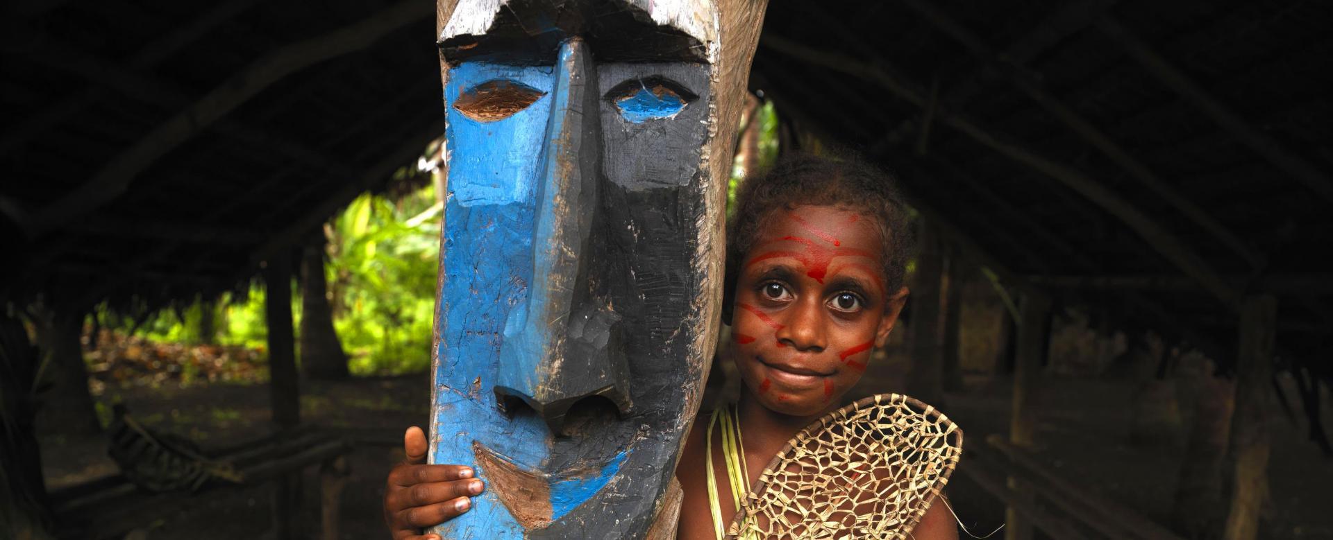Voyage à pied Vanuatu : Volcans d'océanie