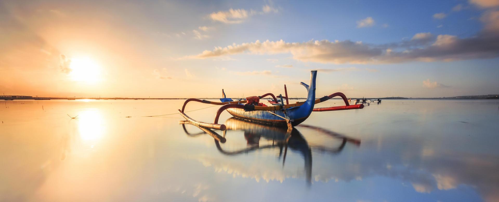 Voyage à pied : Bali et gili