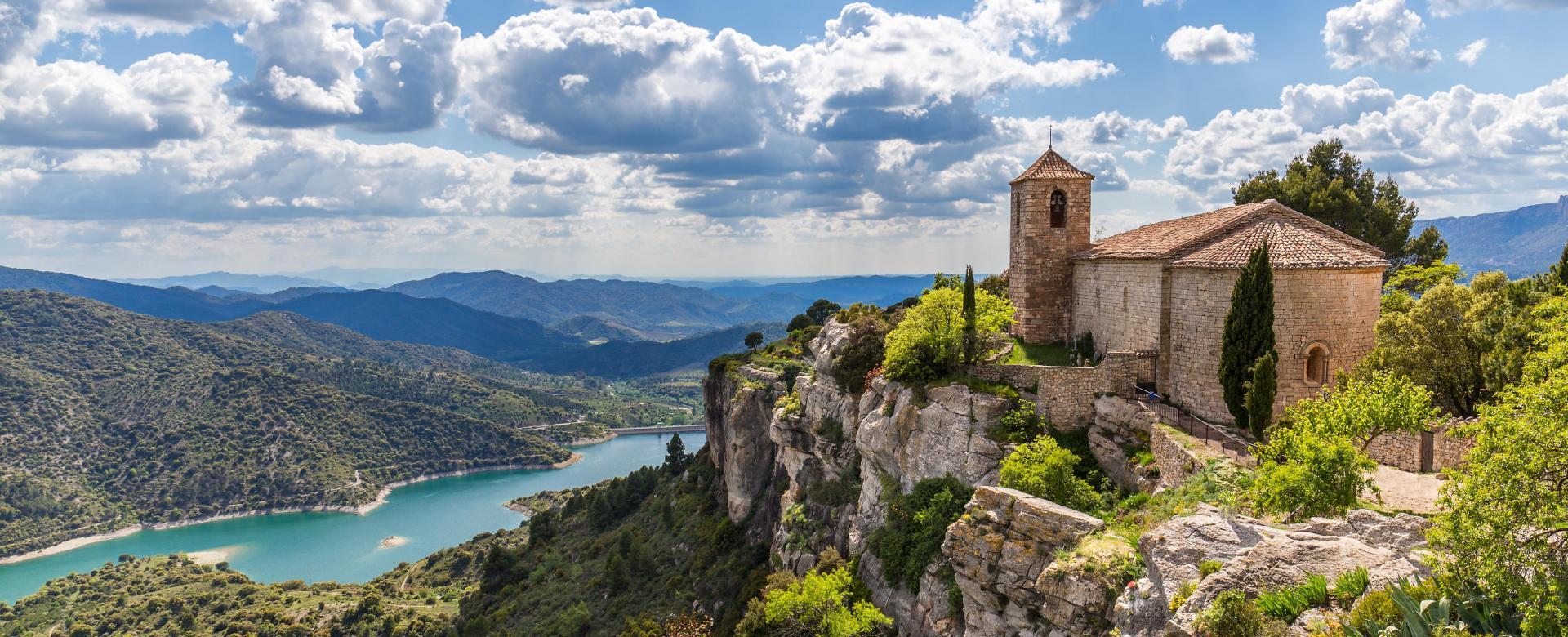 Voyage à pied Espagne : Priorat, le luberon de la catalogne