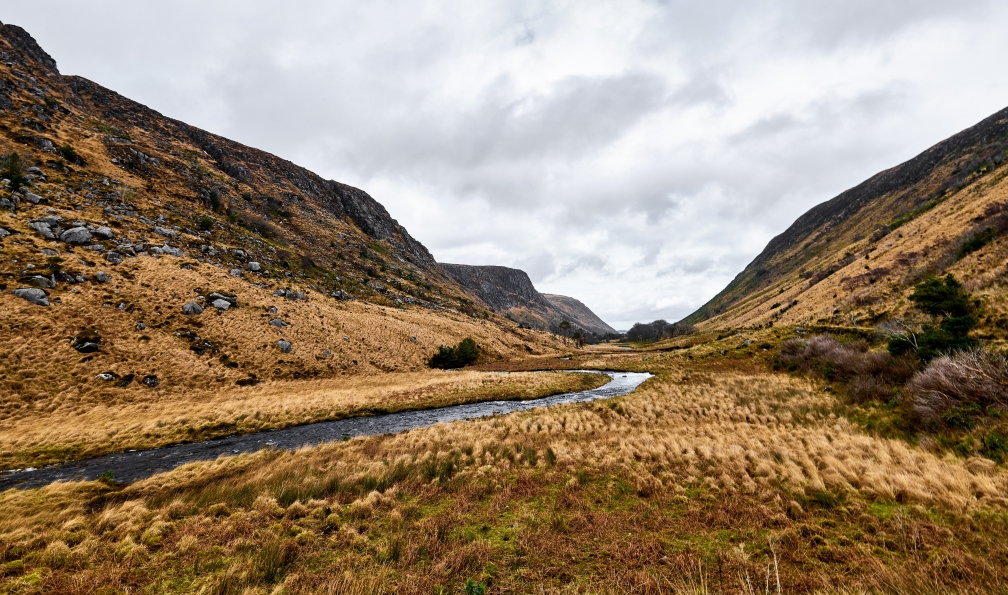 Image Donegal et lumières du nord