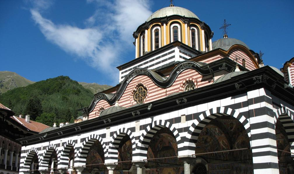 Image Trilogie bulgare : balkan, rila et pirin