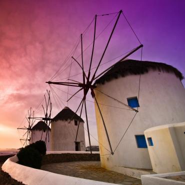 Secrètes Tinos et Naxos