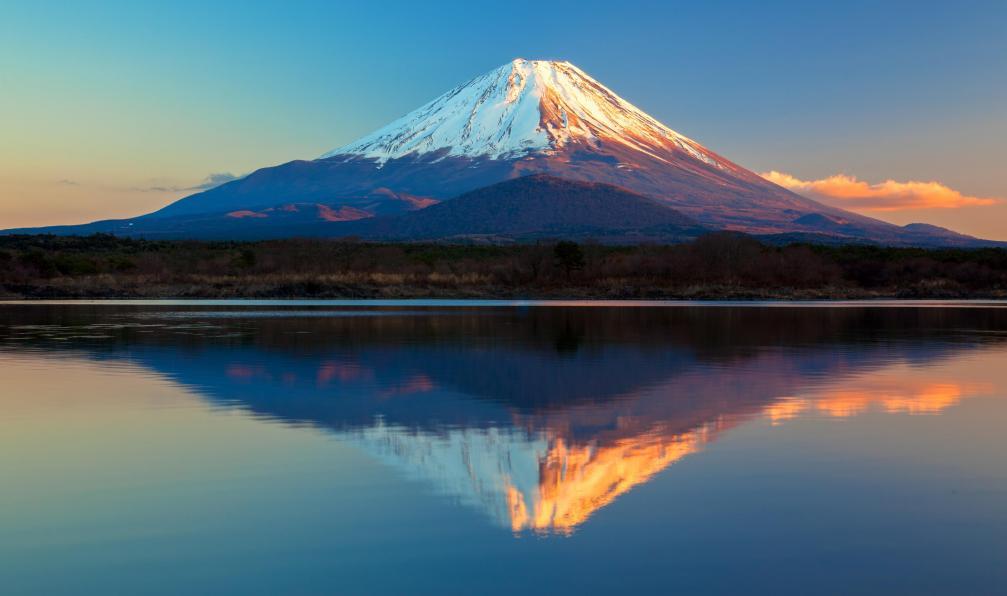 Image Mont fuji et cités impériales