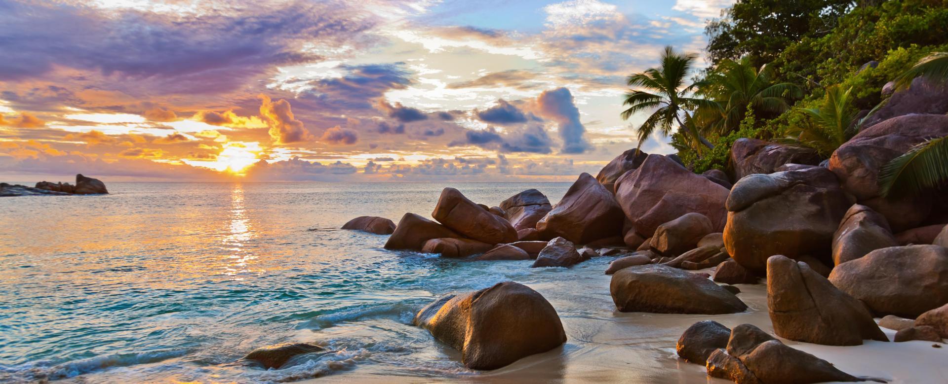 Voyage à pied Seychelles : Le jardin d'éden