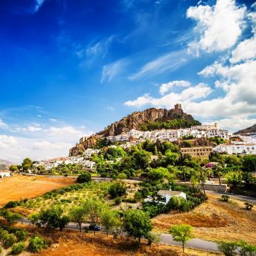 L'Andalousie à vélo, de Séville à Cadix