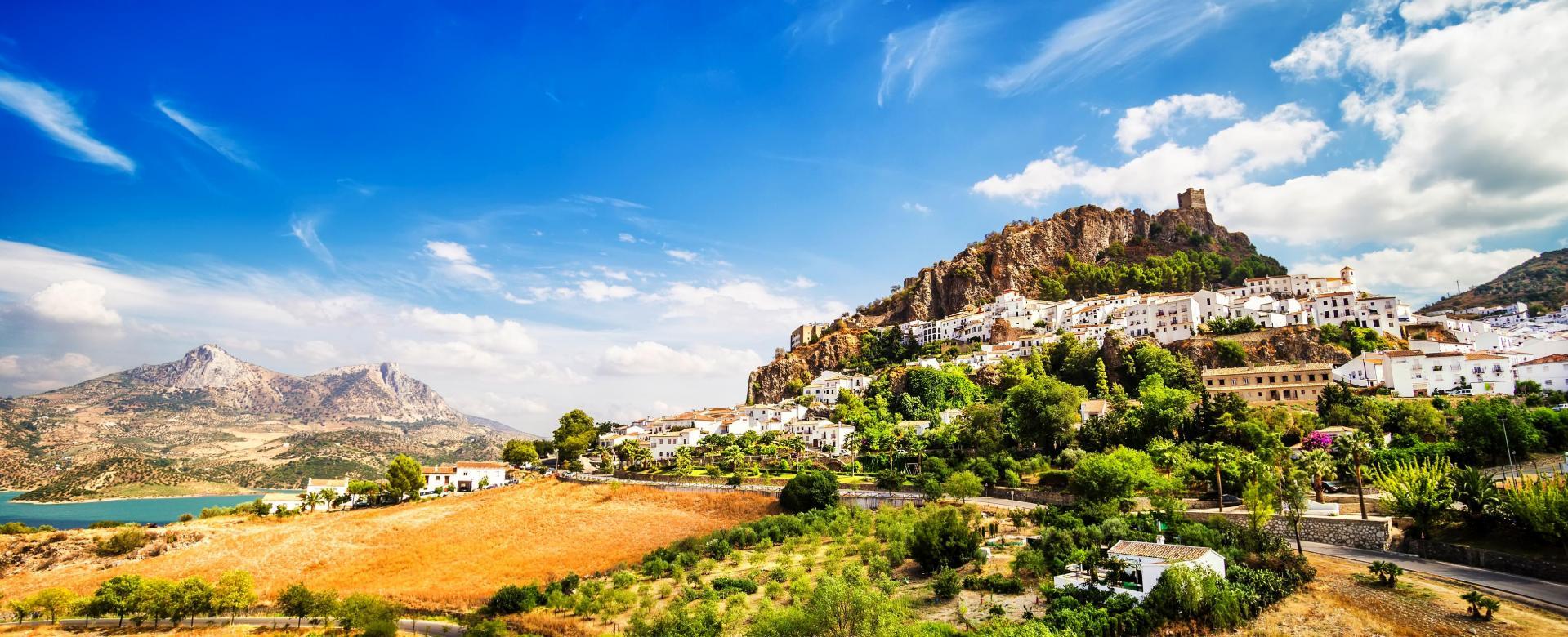 Voyage en véhicule Espagne : L'andalousie à vélo, de séville à cadix