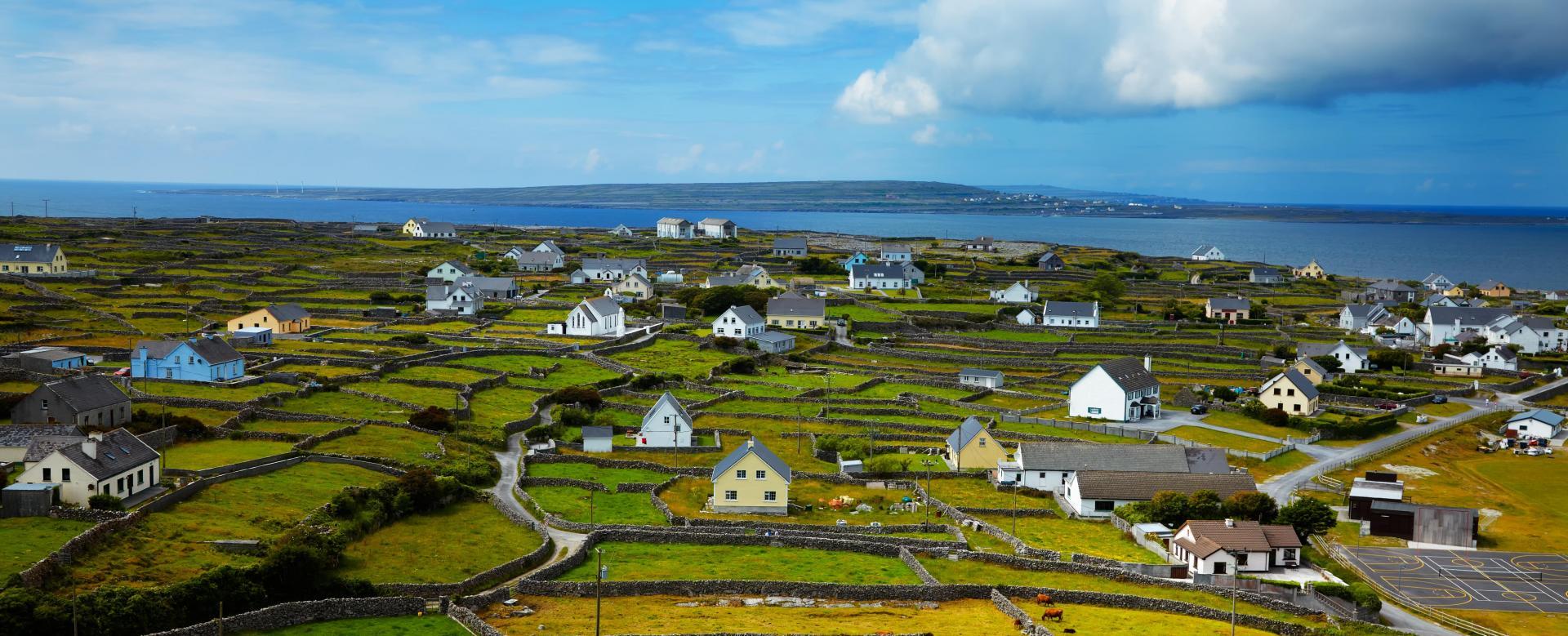 Voyage à pied Irlande : Le connemara et ses îles en 9 jours