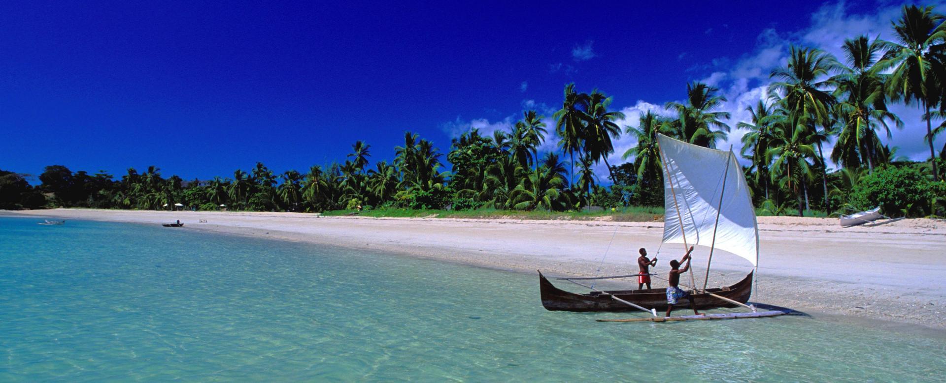 Voyage à pied Madagascar : Montagne d'ambre et île de nosy be