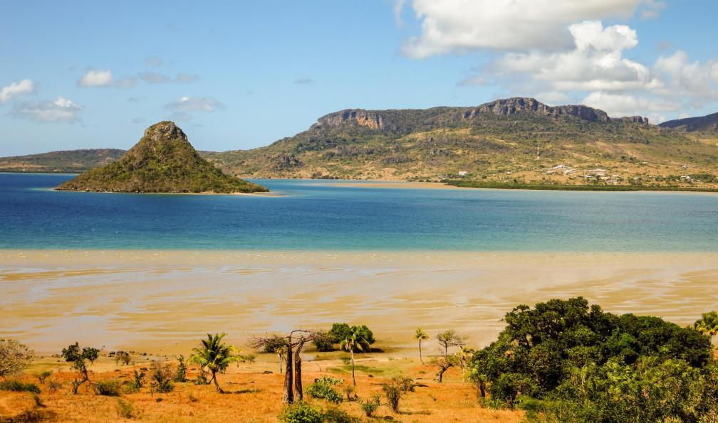 Image Dédale des tsingy et côte sauvage