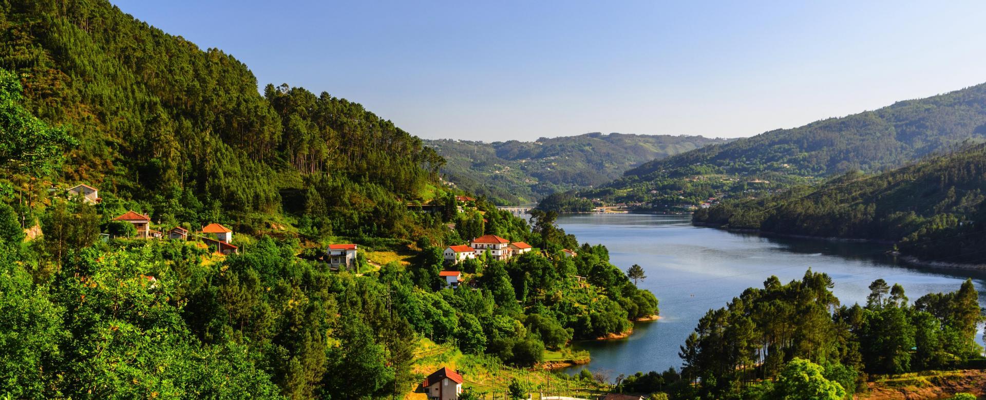 Voyage à pied : Porto, alto minho et la côte celte