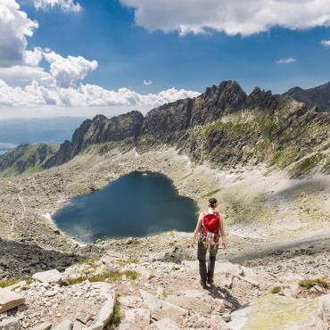 La traversée des Tatras
