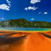 de yellowstone au grand canyon - confort