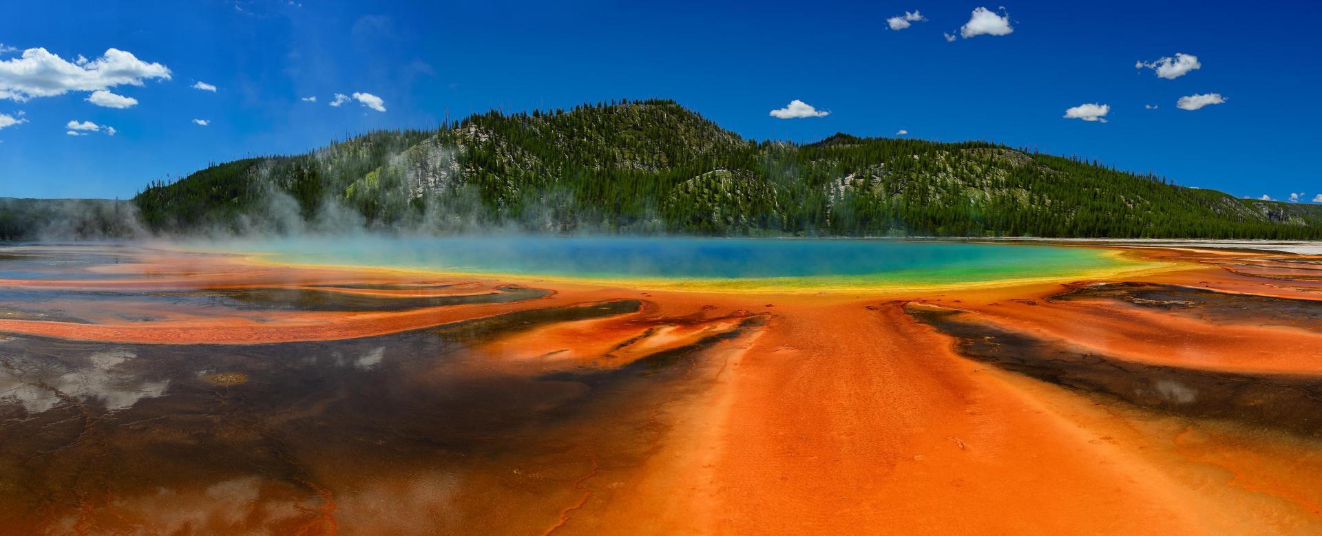 Trekking États-Unis : Du yellowstone au grand canyon (confort)