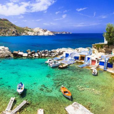 Idylliques Cyclades: Sérifos, Sifnos et Milos