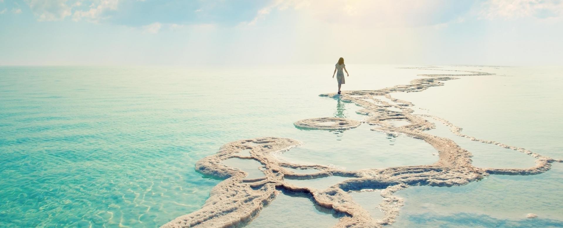 Voyage à pied : Jordanie : Le royaume hachémite