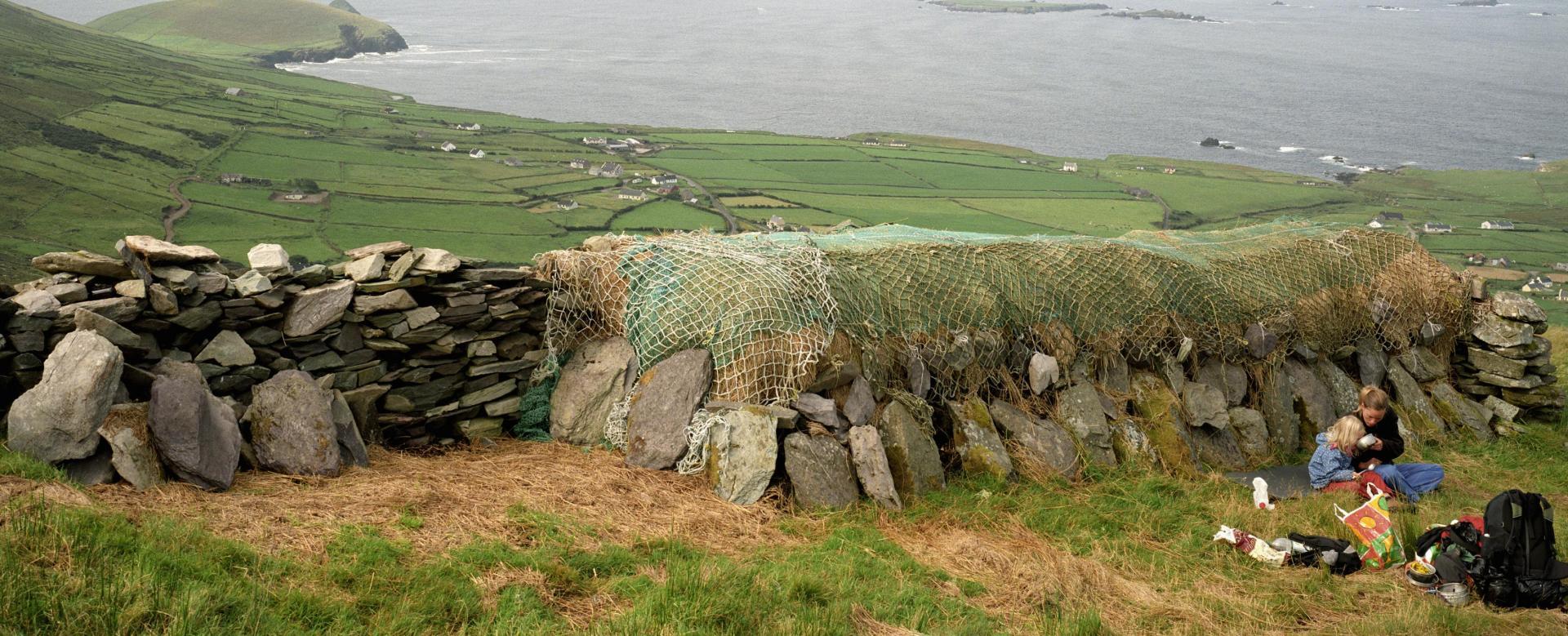 Voyage à pied Irlande : Iles et légendes celtes