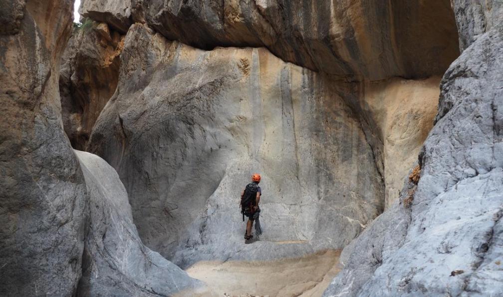 Image Randonnée du vertige en crète