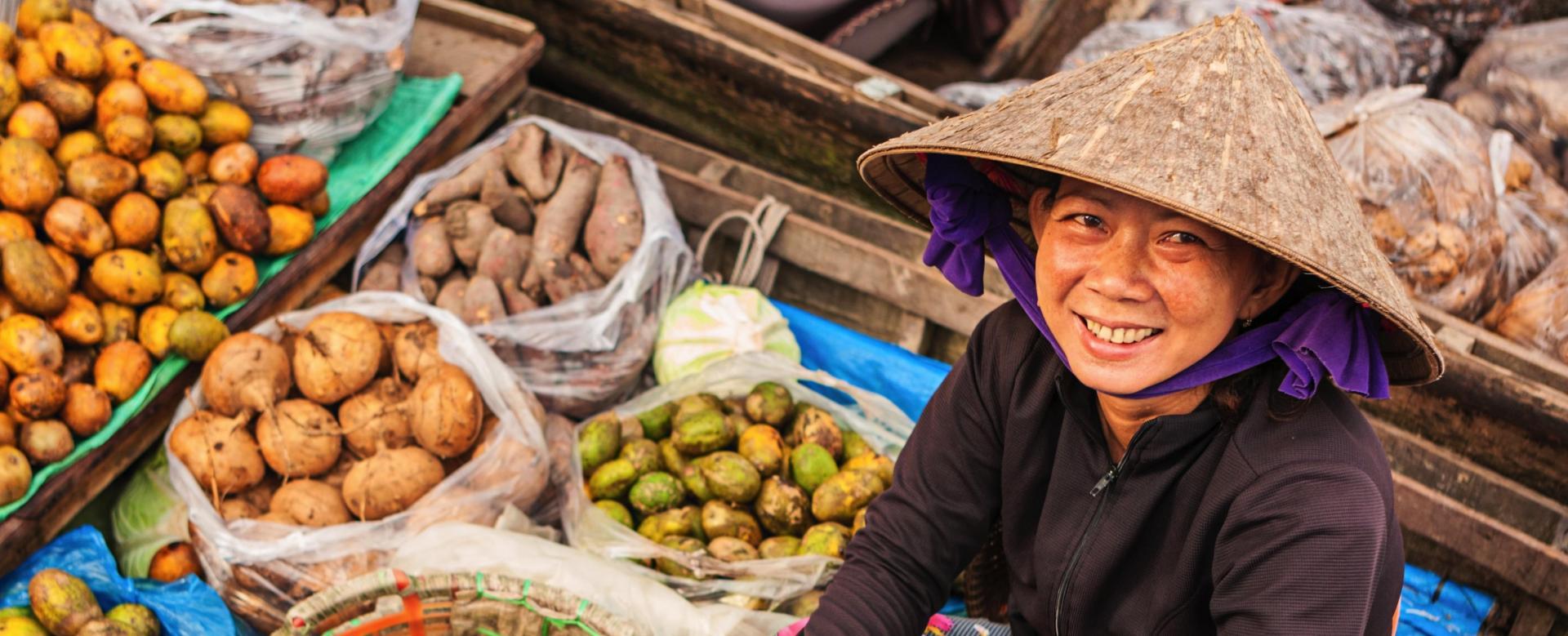 Voyage à pied : Viêtnam du nord au sud
