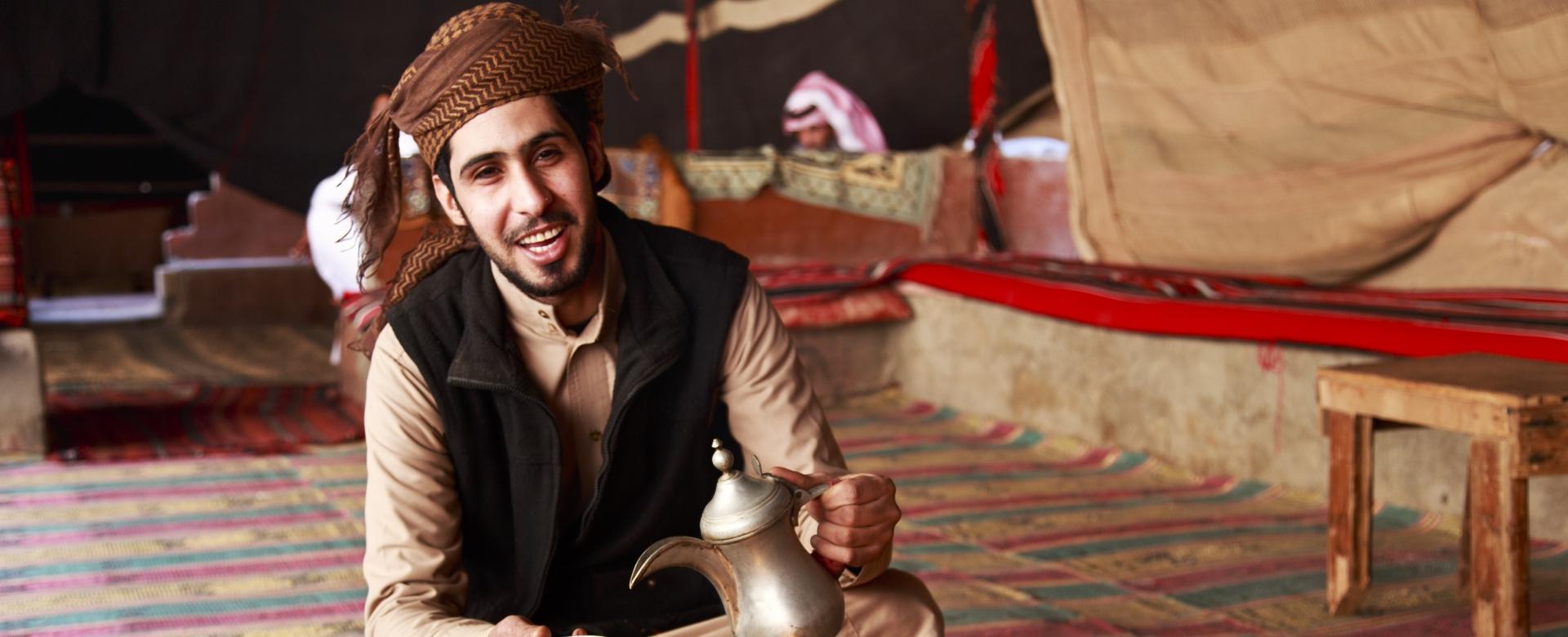Voyage à pied : Jordanie : Escapade au pays des bédouins