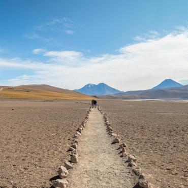Atacama: entre salars et volcans
