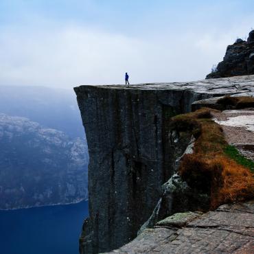 Les fjords du Sud
