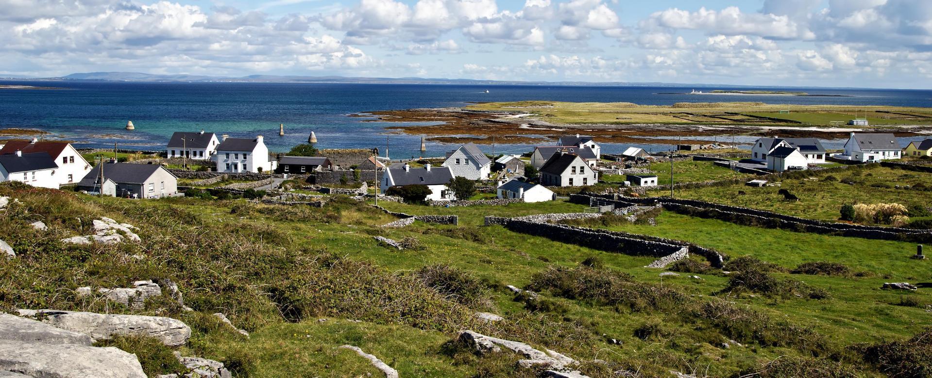 Voyage sur l'eau : Irlande : Le connemara et ses îles