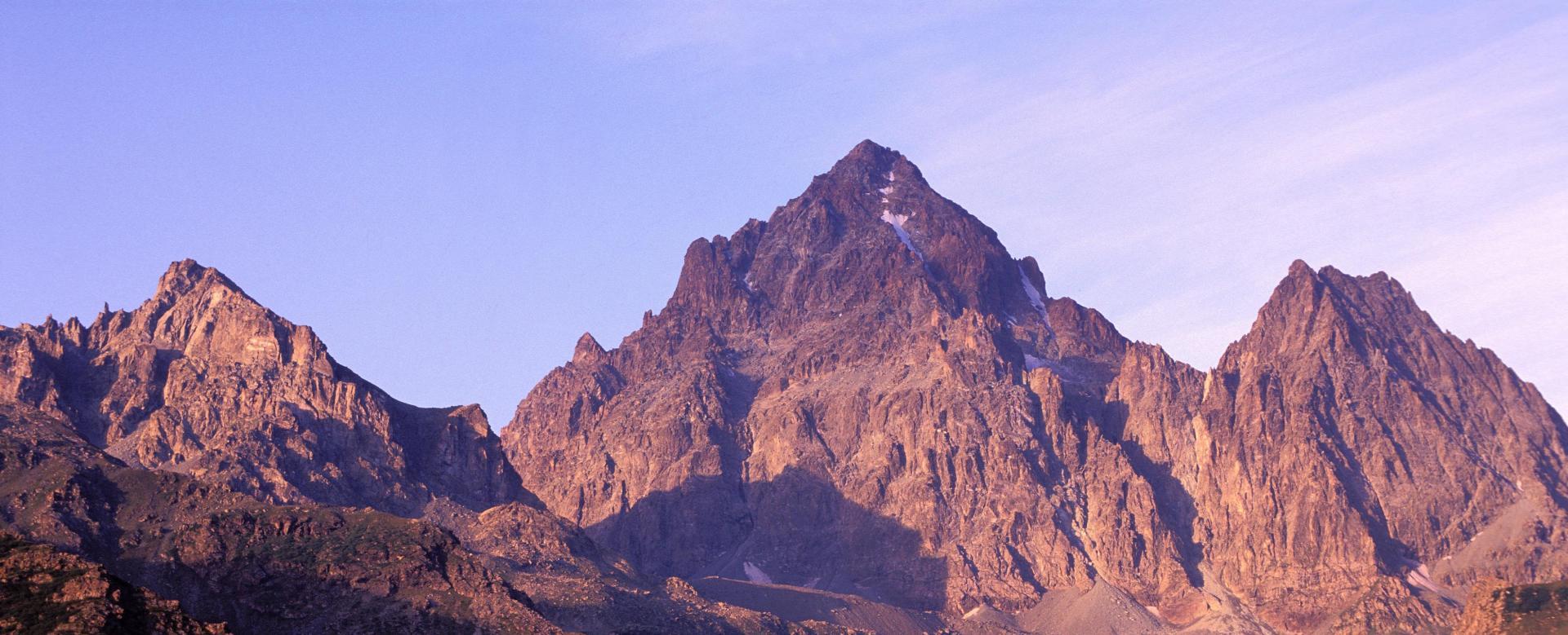 Voyage à pied : Alpes du Nord : Objectif mont viso (3841 m)