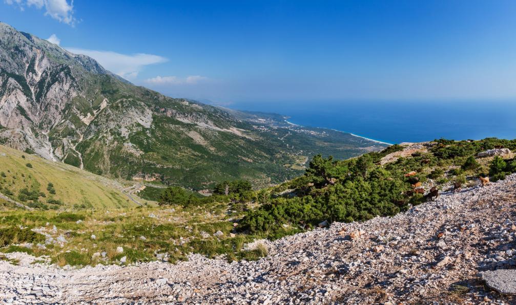 Image Les trésors de la riviera albanaise
