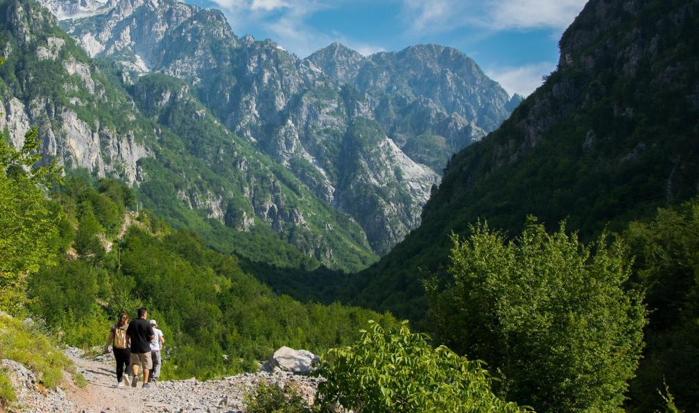 Image Montagnes des balkans