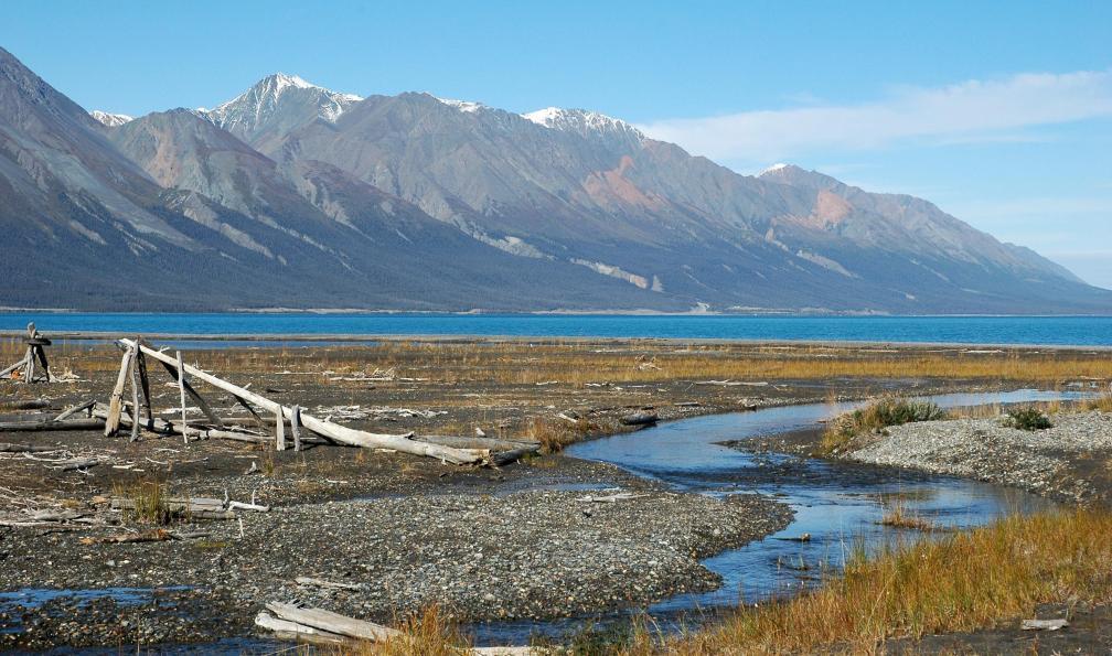 Image Yukon : du parc de kluane au tombstone