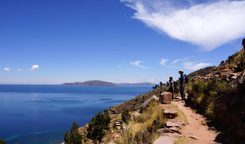 Image Le chemin de l'inca