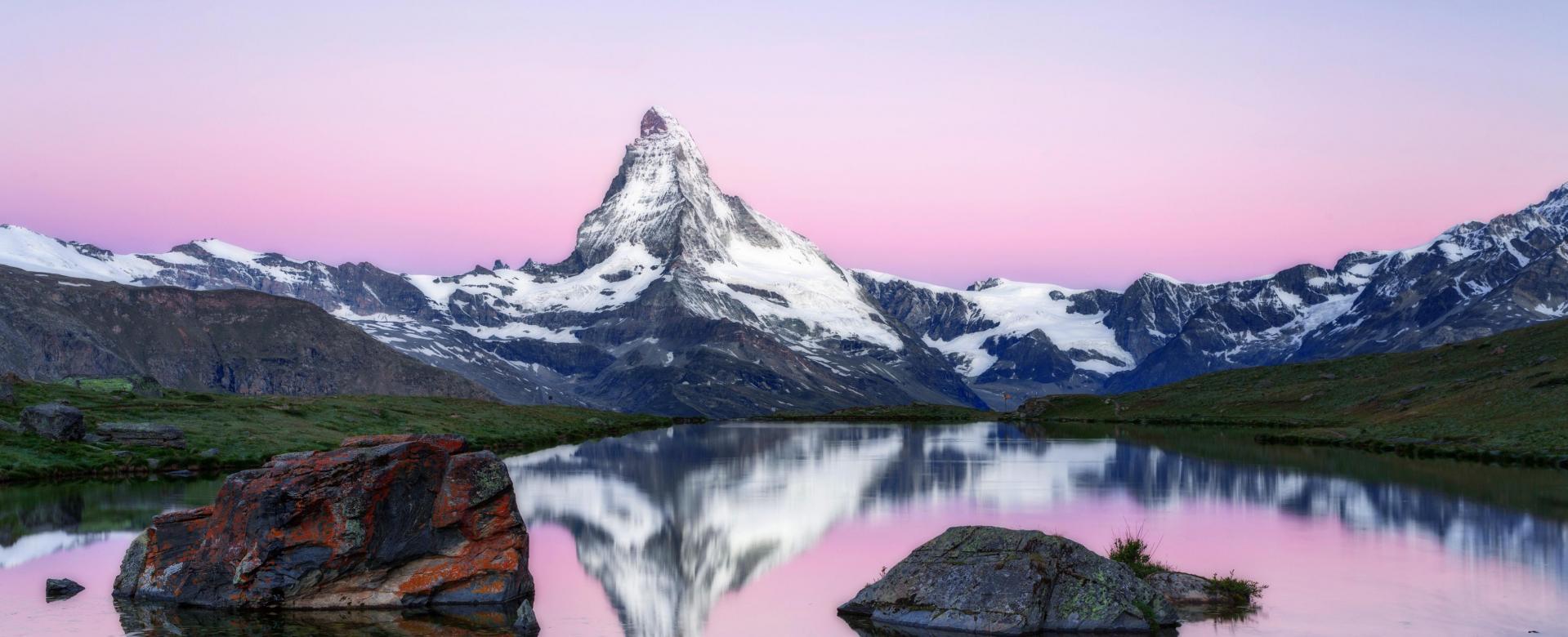 Voyage à pied Suisse : De chamonix à zermatt 6 jours