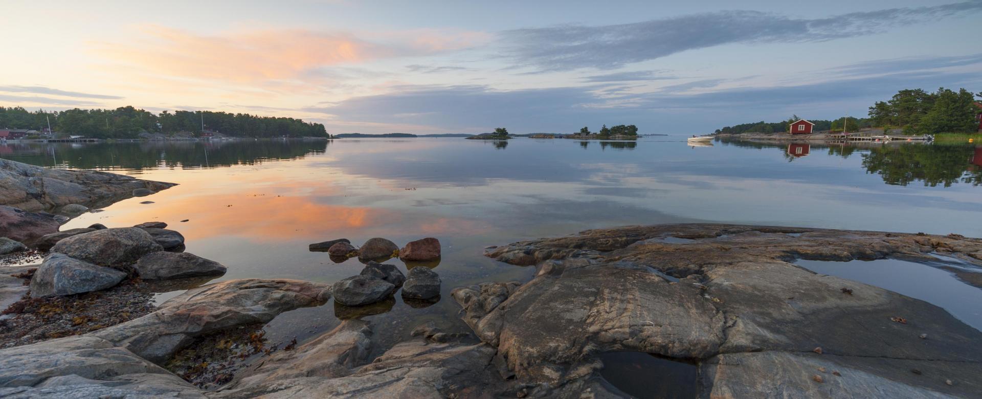 Voyage sur l'eau : Exploration de l\'archipel de stockholm