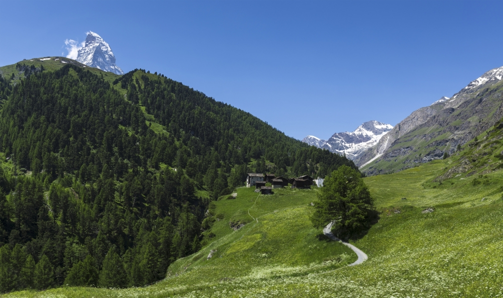 Image De chamonix à zermatt 6 jours