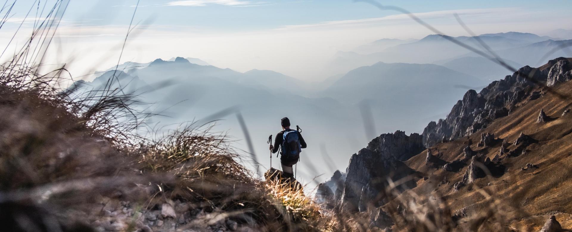 Voyage à pied : Le trail du queyras