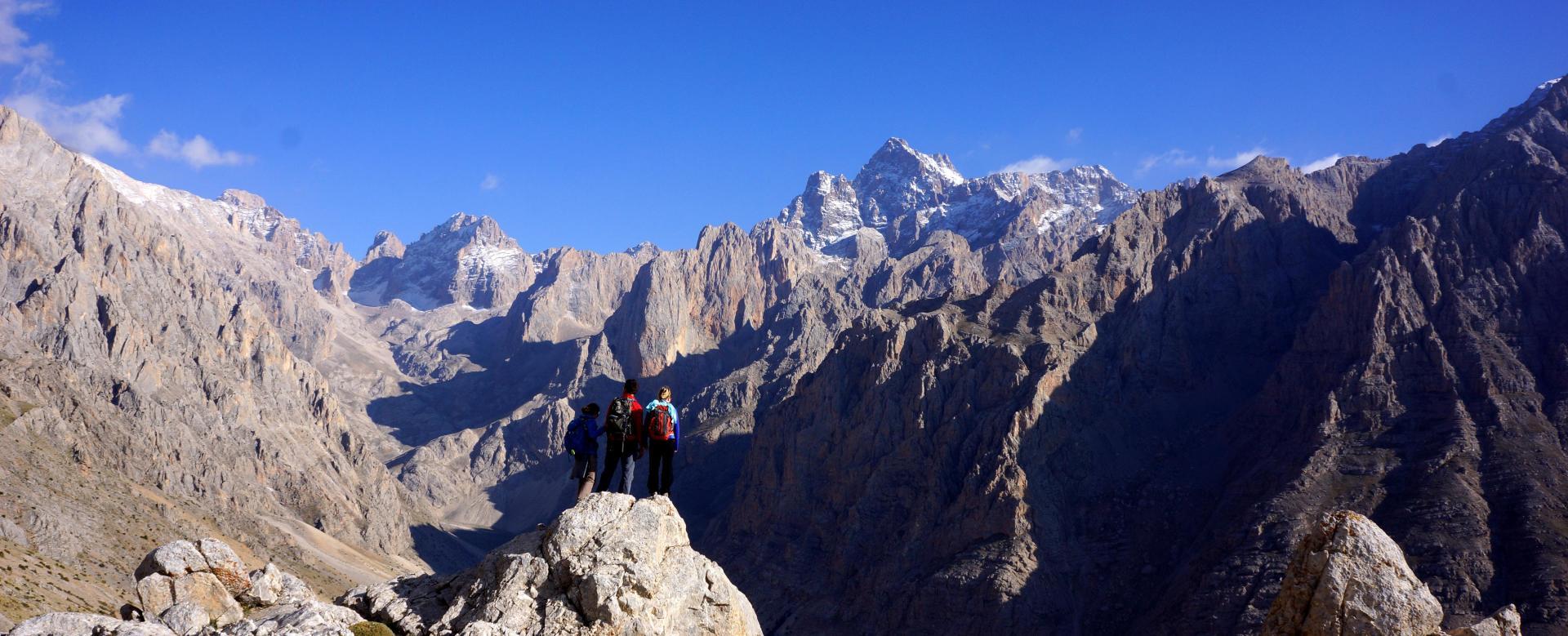 Voyage sur l'eau : Taurus et cappadoce