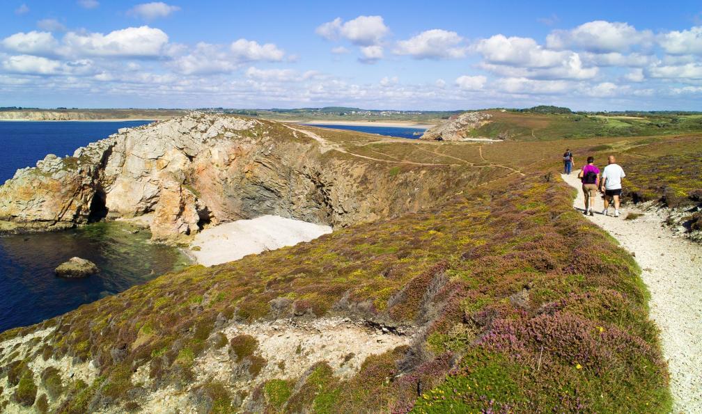 Image Presqu'île de crozon et ouessant