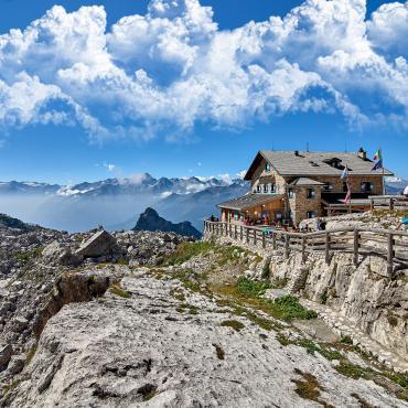 A l'assaut des Dolomites de Brenta