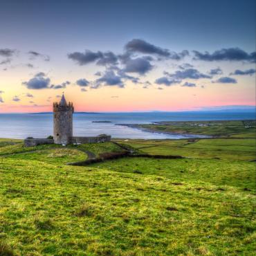 Iles et falaises du Sud-Ouest irlandais