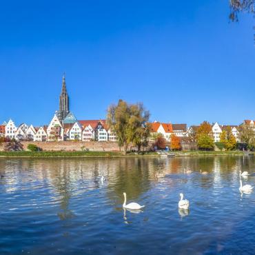 De la source du Danube à la Bavière à vélo