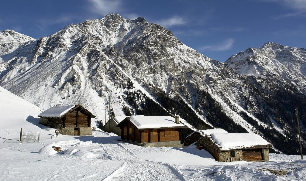 Image Rando-forme dans le tyrol