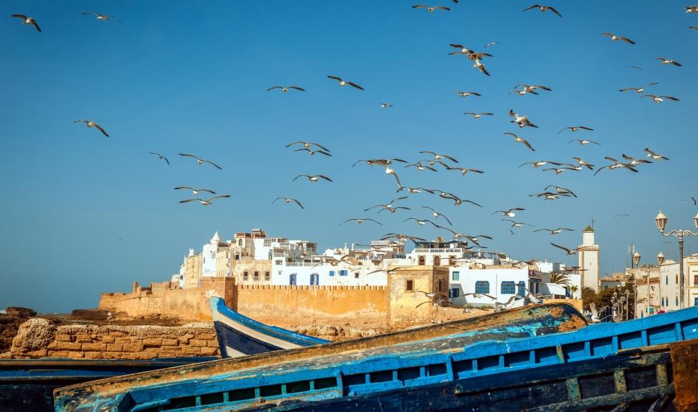 Image Kaléidoscope marocain