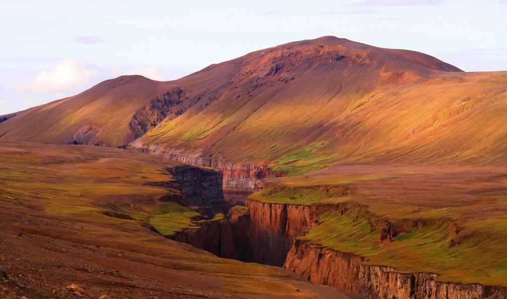 Image L'islande hors des sentiers battus