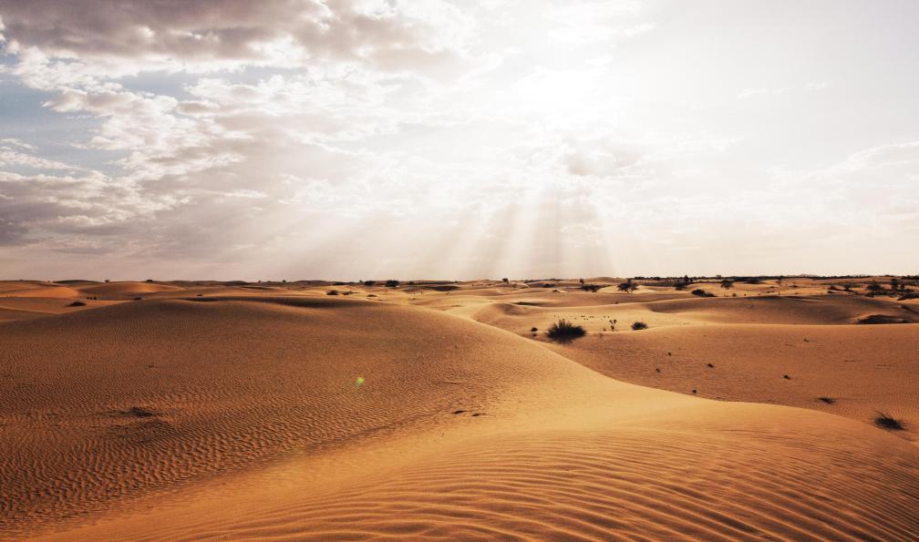 Image L'odyssée des sables : de ouadane à chinguetti