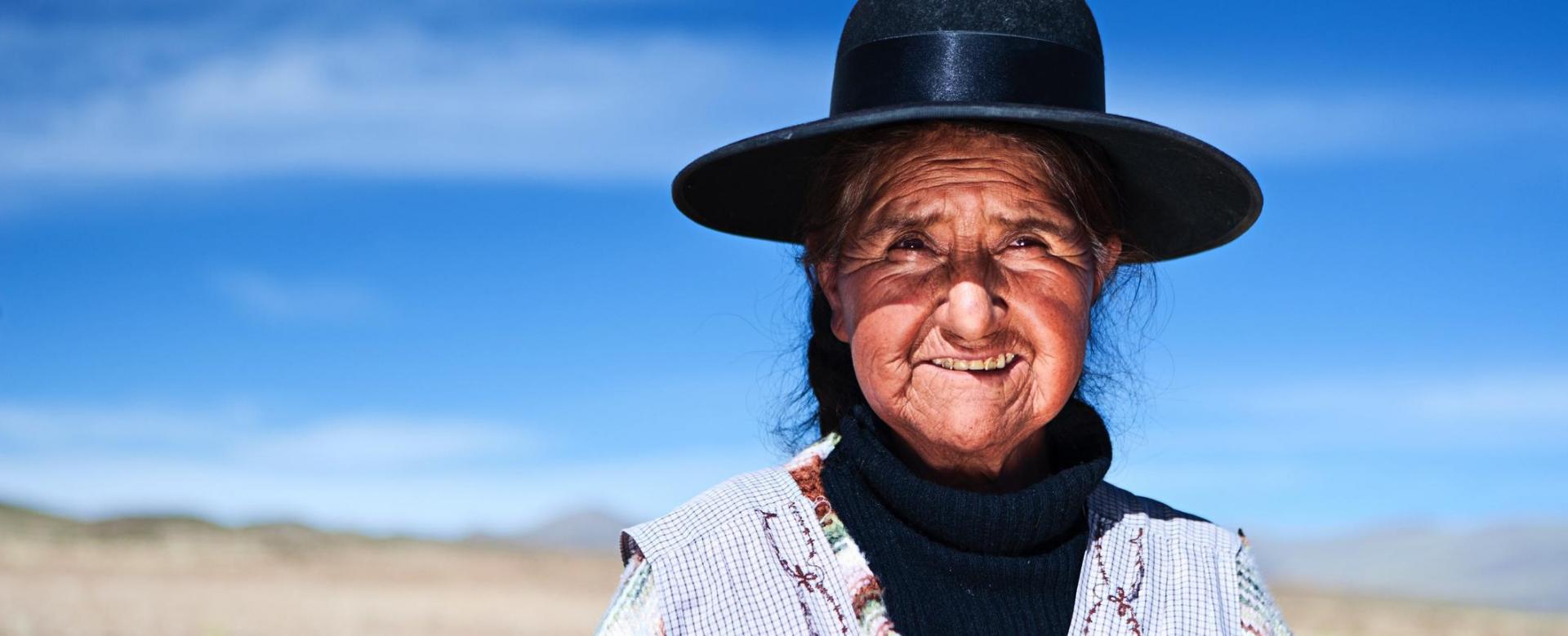 Voyage à pied : Les trésors de l'altiplano