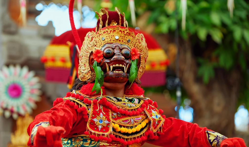 Image Bali, trésor hindou