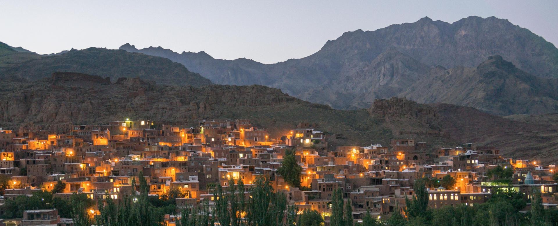 Voyage à pied : L'héritage perse de t\'héran à shiraz