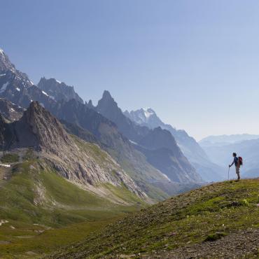 Le grand tour du Mont-Blanc en 9 jours