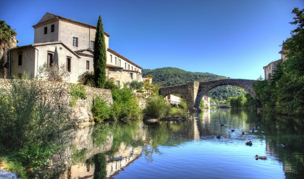 Image Languedoc et cévennes à vélo