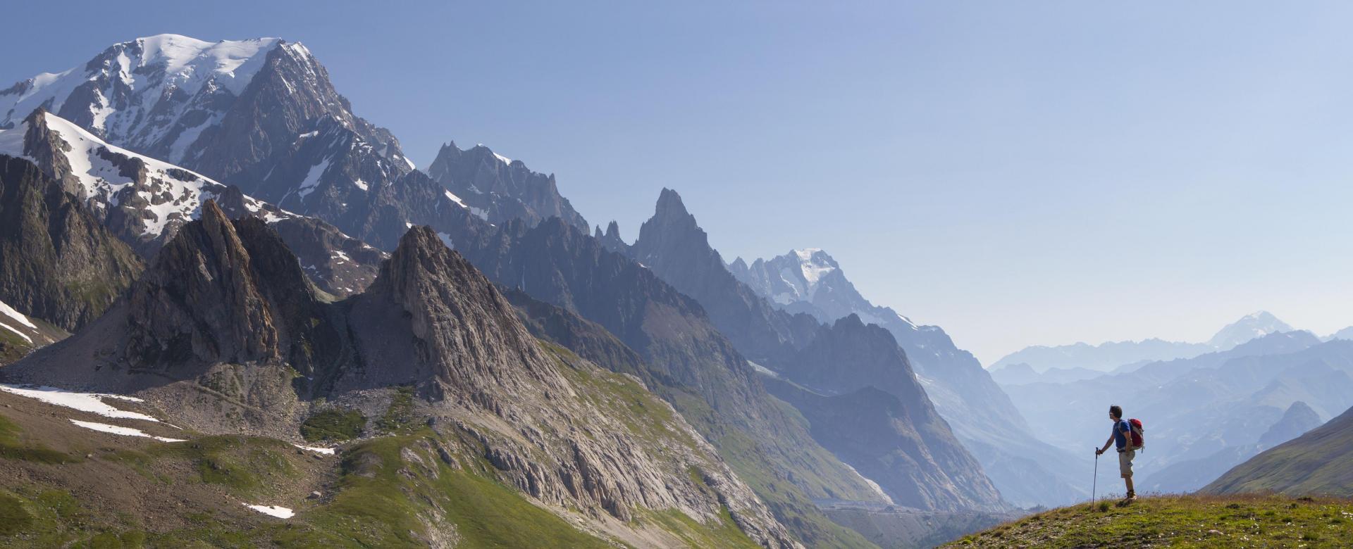 Voyage à pied : Le grand tour du mont-blanc en 9 jours